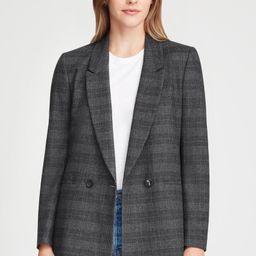 Wool Double-Breasted Blazer | Cuyana