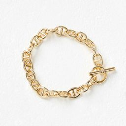 Chain Toggle Bracelet   LOFT Outlet
