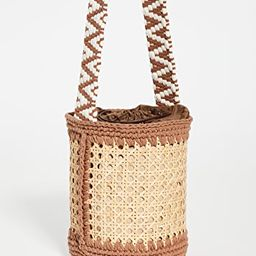 Natural Camel Bucket Bag | Shopbop