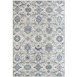 Olympia Rug Gray/Blue - Maples   Target