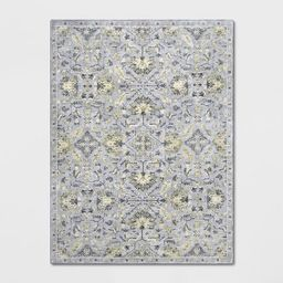 Duffield Chenille Tapestry Persian Floral Woven Area Rug - Threshold™   Target