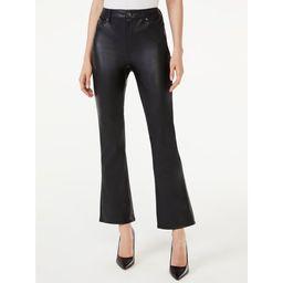 Scoop Women's Ankle Crop Flare Jeans   Walmart (US)
