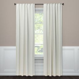 Aruba Linen Blackout Curtain Panel - Threshold™   Target