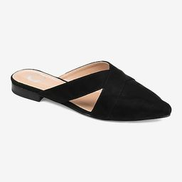 Journee Collection Giada Pointed Toe Mule   Express