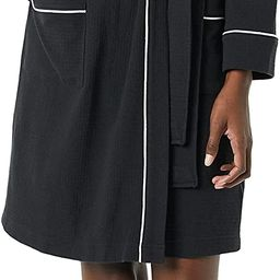 Amazon Essentials Women's Lightweight Waffle Mid-Length Robe | Amazon (US)