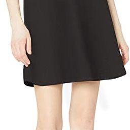 Lark & Ro Women's Florence Gathered Detail Half Sleeve V-Neck Dress | Amazon (US)