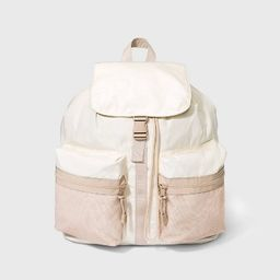 Buckle Flap Drawstring Closure Backpack - Wild Fable™ | Target