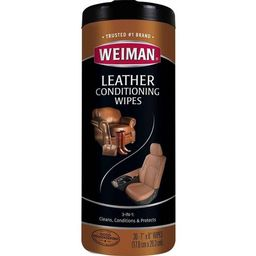 Weiman Leather Wipes - 30ct | Target