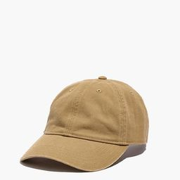 Broken-In Baseball Cap | Madewell