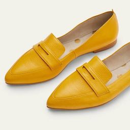 Flexi Sole Penny Loafers | Boden (US)
