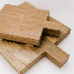 Findley Wood Tray - 2 Sizes   THELIFESTYLEDCO