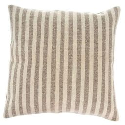 Ceara Stripe Pillow - Sand   THELIFESTYLEDCO