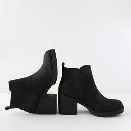 Lisbon Black High Heel Ankle Booties   Lulus (US)