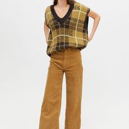 BDG High & Wide Corduroy Pant | Urban Outfitters (US and RoW)