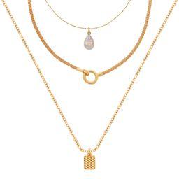 Doina Pearl Necklace Set | Monica Vinader (US)