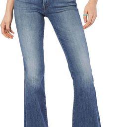 Frayed Flare Jeans | Nordstrom