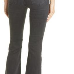 Le Catroux Center Seam High Waist Flare Jeans   Nordstrom