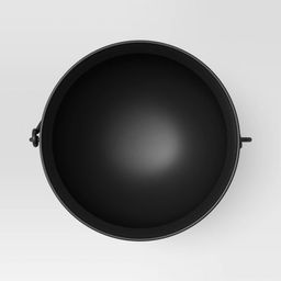 "11"" x 16.5"" Iron Cauldron Black - Threshold™ | Target"