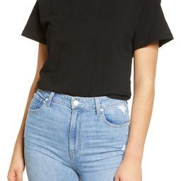 Shoulder Pad T-Shirt | Nordstrom