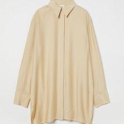 Long Shirt   H&M (US)