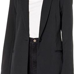 Amazon Brand - Women's Blake Long Blazer by The Drop   Amazon (UK)