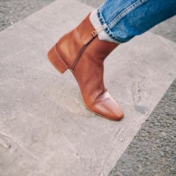 Low Léa Boots   Sezane Paris