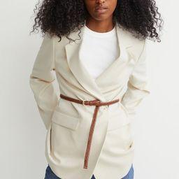 Single-breasted Jacket   H&M (US)