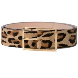 leopard print belt | Farfetch (US)