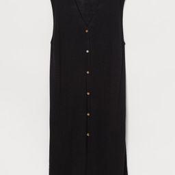 Fine-knit Dress   H&M (US)