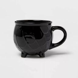 12oz Stoneware Cauldron Mug - Threshold™ | Target
