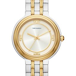 The Bailey Two-Tone Bracelet Watch, 34mm | Nordstrom