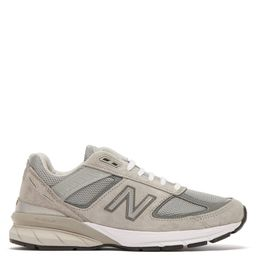 New Balance990v5 suede and mesh trainers | Matchesfashion (UK)