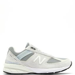 New Balance990 suede and mesh trainers   Matchesfashion (UK)