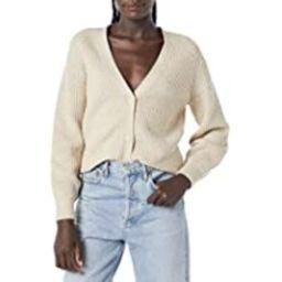 Amazon Essentials Women's Soft Touch Ribbed Blouson Cardigan | Amazon (US)