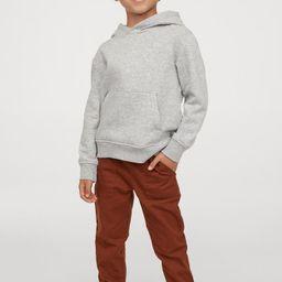 Twill Pull-on Pants | H&M (US)