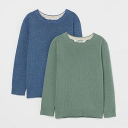 2-pack Sweaters | H&M (US)
