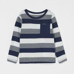 Pocket-detail Jersey Shirt | H&M (US)