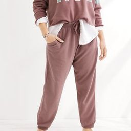 Aerie Fleece-Of-Mind Boyfriend Jogger   American Eagle Outfitters (US & CA)