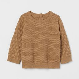 Textured-knit Sweater | H&M (US)
