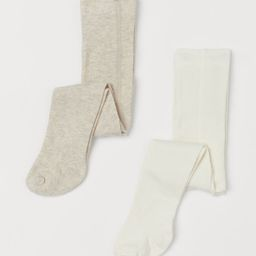 2-pack Tights | H&M (US)