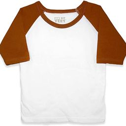 Amazon.com: Bear Buggy Itty Bit Tees Toddler Raglan 3/4 Sleeve Shirt by RGU, 100% Cotton 2T, 3T, ... | Amazon (US)
