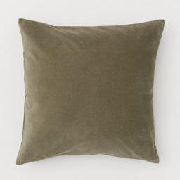 Velvet Cushion Cover | H&M (US)