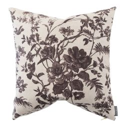 Cecily Floral Linen Pillow Cover | McGee & Co.