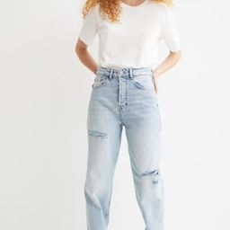90s Straight High Jeans | H&M (US)
