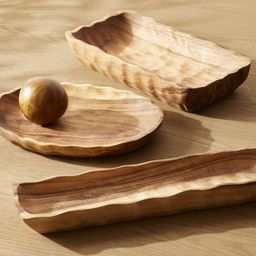 Wooden Trays & Bowls   West Elm (US)