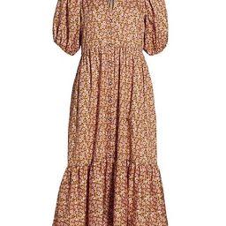 Lennox Floral Maxi Dress | Saks Fifth Avenue