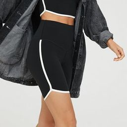 """OFFLINE Real Me Xtra 7"""" Track Bike Short 