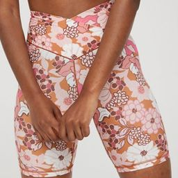 """OFFLINE Real Me High Waisted Crossover 7"""" Bike Short 