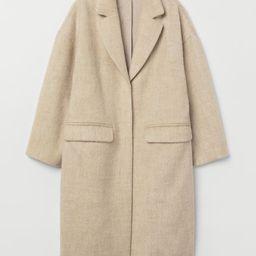 Knee-length Coat | H&M (US)