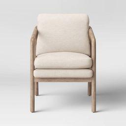 Tufeld Wood Armchair Beige - Project 62™   Target